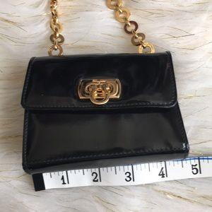 d8a4186a37 Salvatore Ferragamo Bags - ⬇  275 Salvatore ferragamo patent mini bag ❤️
